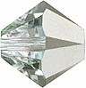 SWAROVSKI ELEMENTS Bicone - 4mm Comet Argent Light 2X