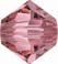 SWAROVSKI ELEMENTS Bicone - 3mm Crystal Antique Pink