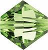 SWAROVSKI ELEMENTS Bicone - 4mm Peridot