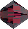 SWAROVSKI ELEMENTS Bicone - 4mm Ruby