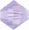Swarovski Elements Bicone - 6mm Violet Opal