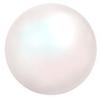 Swarovski Crystal Pearl - 6mm Pearlescent White
