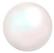 Swarovski Crystal Pearl - 3mm Pearlescent White