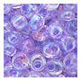 4mm Magatama - Lilac Lined AB*
