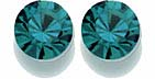 Swarovski Bicone - 5mm Blue Zircon