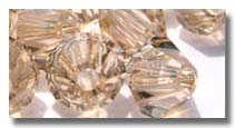 SWAROVSKI ELEMENTS Bicone - 4mm Cantaloupe