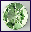 Swarovski Elements Stone - 27mm Chrysolite
