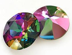 Swarovski Elements Stone - 27mm Electra