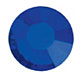 Swarovski Crystal Flat Back Hot Fix - 3mm Cobalt