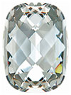 Swarovski Elements Oblong Stone - 18/13mm Aqua Satin