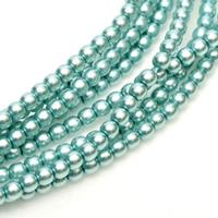 2mm Czech Glass Pearls - Celeste Pearl