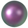 Swarovski Crystal Pearl - 8mm Iridescent Purple