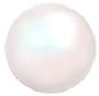 Swarovski Crystal Pearl - 5mm Pearlescent White