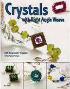 Crystals With Right Angle Weave