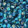 Toho 1.5mm Cube - Teal AB