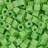 Toho 1.5mm Cube - Light Lime Opaque