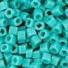 Toho 1.5mm Cube - Turquoise Blue Opaque