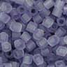 Toho 1.5mm Cube - Grape Matte