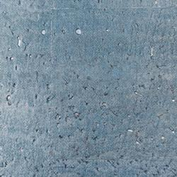 Cork Fabric - Pearl Blue