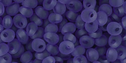 3mm Magatama - Grape Matte